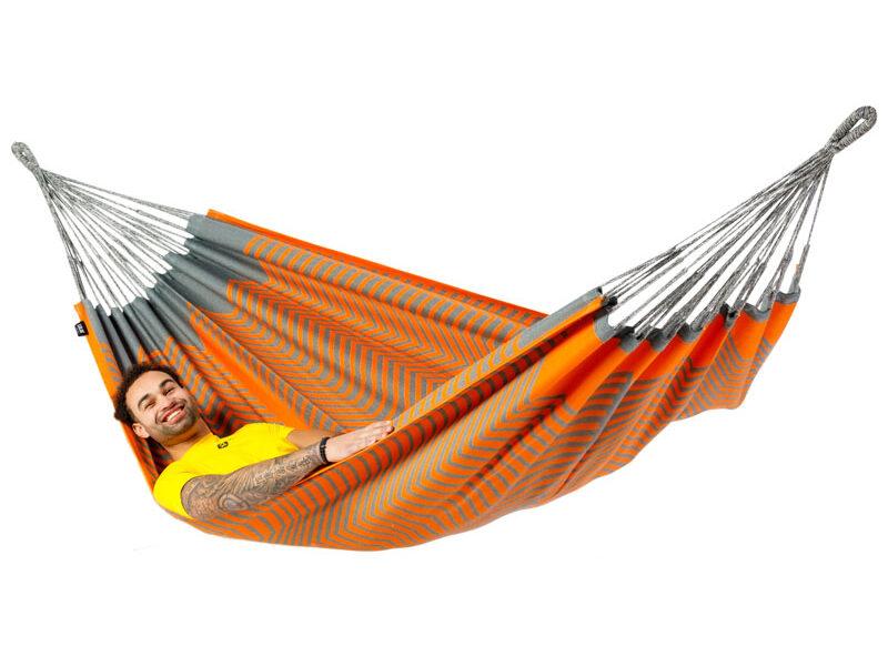 Tweepersoons hangmat Sounds of Holland van het merk Luilak