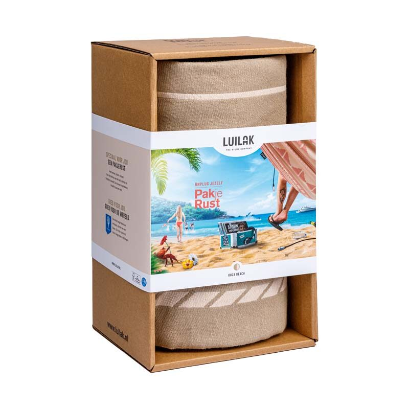 Hangmat Ibiza beach pakjerust